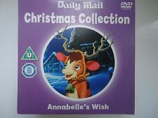 Annabelle's Wish promo dvd Daily Mail