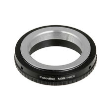 Fotodiox Lens Adapter M39/L39 Lenses to Sony E-Mount