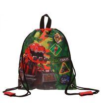 Disney & Friends - bolsa de la merienda Pequeña Dinotrux rojo -25x30cm- Niños