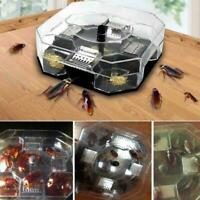 Insect Bug Trap Catcher Cockroach Ant Bed Bug Flea Pest Tools Killer Box Co L0Z1