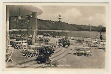 STUTTGART-HOFEN Gaststätte am Max-Eyth-See / Wilhelm Götz * Foto-AK um 1950