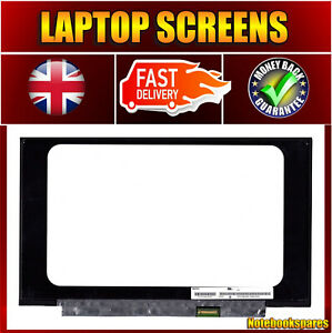 """Compatible NT140WHM-N43 V8.0 14"""" Laptop Screen Display Without Hooks 315mm Wide"""