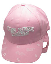 Red Neck Redneck Woman Stars Girl Pink Embroidered Cap Hat RAM