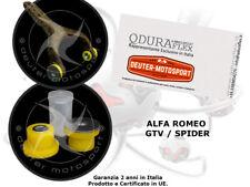 Alfa Romeo Gtv/Spider - (2)boccole braccio posteriore superiore in poliuretano