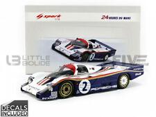Porsche 956 N° 2 Rothmans 2ème le Mans 1982 1/18 Spark 18s423