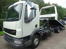 Manual Commercial Recovery Vehicles
