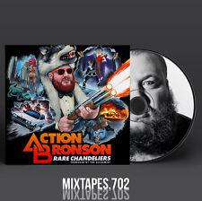 Action Bronson - Rare Chandeliers Mixtape (Full Artwork CD Art/Front/Back Cover)