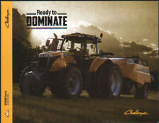 """AGCO Challenger """"MT500E Series"""" Tractor Brochure Leaflet"""
