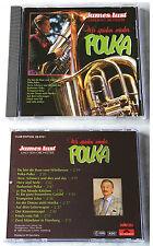 JAMES LAST Wir spielen wieder Polka .Rare 1989 HörZu Polydor Club-Edition CD TOP