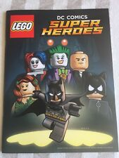 Lego DC Superheroes Mighty Micros 2x Giant Comic W/ Poster M/NM Free Shipping!