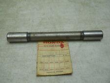 Honda NOS SL90 1969 Rear Brake Panel S-162 # 43100-074-000