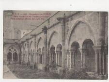 Monasterio de Poblet Spain Vintage Postcard 102b