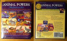 Animal Powers Meditation Kit : Spiritual Guidance from Your Totem Teachers by...