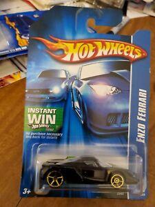 2007 Hot Wheels Black Enzo Ferrari