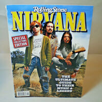 "ROLLING STONE SPECIAL COLLECTORS EDITION*NIRVANA-MUSIC & LEGEND-""NEVERMIND""-2014"