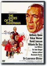 The Shoes of the Fisherman DVD New Anthony Quinn Laurence Olivier Oskar Werner