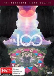 100 - Season 6, The DVD
