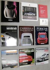 PORSCHE  959  BOOK ,  MAGAZINE ,  PRESS KIT ,  BROCHURE ,  MANUAL  ETC.