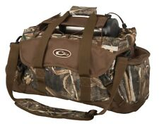 Drake Waterfowl Systems Da1030 Camo Xl Floating Blind Duffle Gear Bag