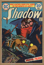 The Shadow - #4 - Death is Bliss!! - 1974 (Grade 6.0) WH