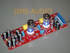 Class A tube buffer kit using 6DJ8/6922/6N11stereo X-10D !!