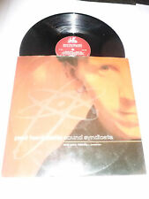 "PAUL HARDCASTLE Sound Syndicate - Are you ready - 1989 UK 3-track 12"" Single"