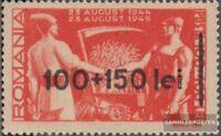 Rumänien 927 postfrisch 1946 Bauernfront