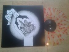 DEATH OF YOUTH s/t LP NEW on CLEAR with splatter - jungbluth, fjort, escapado