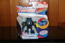 Transformers Animated Activators Soundwave
