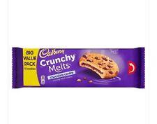 X3 Cadbury Crunchy Melt Chocolate 312g Snack Biscuit