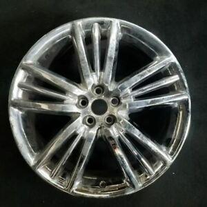 """20"""" INCH CHROME JAGUAR XK XF 2009-2013 OEM Factory Original Wheel Rim 59840"""