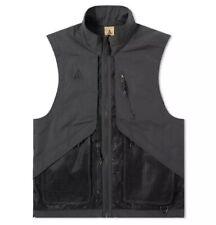 Men'S Nike Acg Vest Black Bq3619-010 sz Medium M