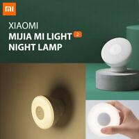 Xiaomi Mijia 2 Night Light Smart IR Body & Light Sensor 360 Rotation Lamp Magnet