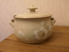 Vintage Denby DAYBREAK  Casserole Vegetable Serving Dish Tureen Ex Condition