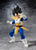 S.H. Figuarts Dragon Ball Z VEGETA SUPER SAIYAN Toys Collectible Action Figure