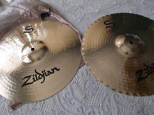 """Zildjian 14"""" S Mastersound  Hi Hats  Cymbal"""