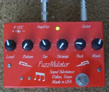 Sound Substance Fuzzmulator Boutique Fuzz/Distortion Pedal