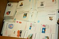 Lot of 10 Envelopes of the USSR Random topics different postal COVER vintage Rus