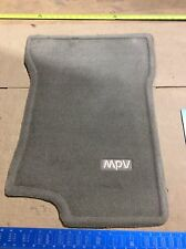 96 97 98 MAZDA MPV FRONT LEFT AND RIGHT FLOOR CARPET MAT RUG CARPETS MATS RUGS R