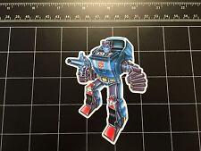 Transformers G1 Kup box art vinyl decal sticker Autobot 1980s 80s toy