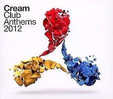 Cream Club Anthems 2012 von Various Artists (2012)