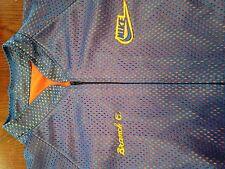 Rare Vintage Nike Convertable Warm Up Jacket / Pants Branch C. Size Large