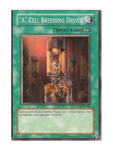 A Cell Breeding Device - Mint / Near Mint Condition YUGIOH Card