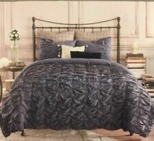 Anthology Kendall Indigo Blue FULL/QUEEN Duvet Cover