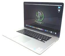 "*1285 Apple MacBook Pro 15"" Retina 16Gb Ram 128Gb SSD Core i7 2014 MacOS 10.15.6"