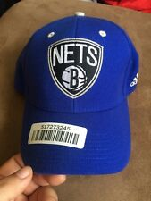 adidas NBA Brooklyn Nets Hat Men's Size S/M Cap