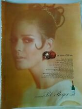 Advertising vintage advertising-champagne pol roger (60 years)