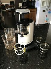 Hurom Premium Masticating Slow Juicer and Smoothie Maker HH-WBB07
