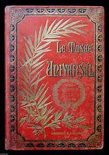 LE MUSEE UNIVERSEL - Ed PIGOREAU XIXème n° 14 à 26 - LITTERATURE HUMOUR ART MODE