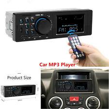 1 Din Car Audio Stereo Bluetooth MP3 Music Player FM Radio USB TF AUX Head Unit